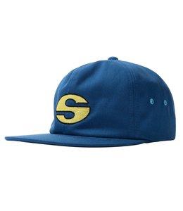 STUSSY BIG S LOGO CAP