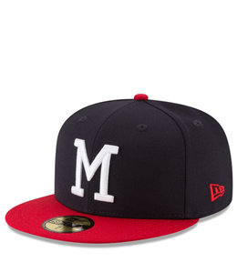 NEW ERA 1957 MILWAUKEE BRAVES 59FIFTY FITTED