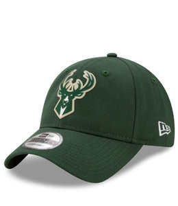 NEW ERA BUCKS BACK HALF 9TWENTY ADJUSTABLE HAT