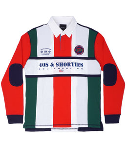 40'S & SHORTIES UPTOWN RUGBY SHIRT