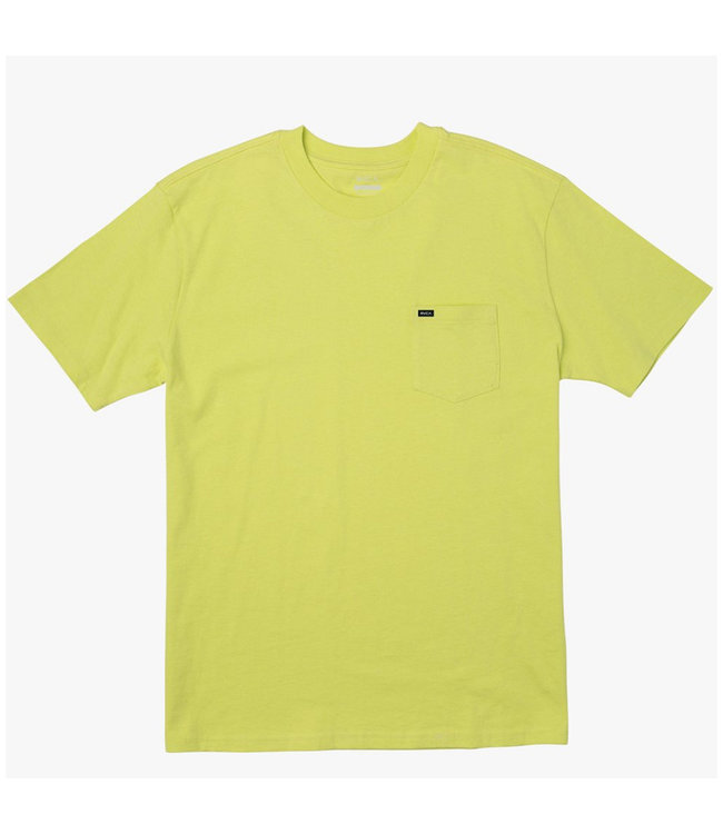 RVCA Dayshift Solid Label Tee