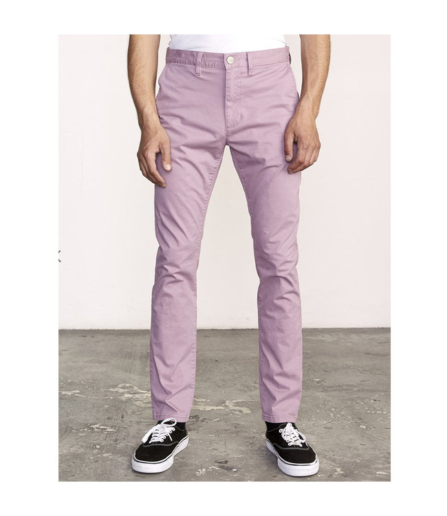 RVCA Daggers Slim-Straight Chino Pant