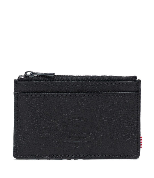 HERSCHEL SUPPLY CO. Oscar Leather Wallet