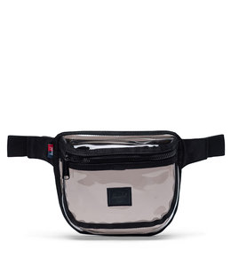 HERSCHEL SUPPLY CO. FIFTEEN CLEAR HIP PACK