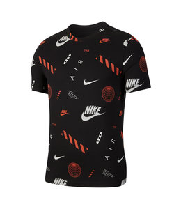 NIKE ALL-OVER FOOTWEAR TEE