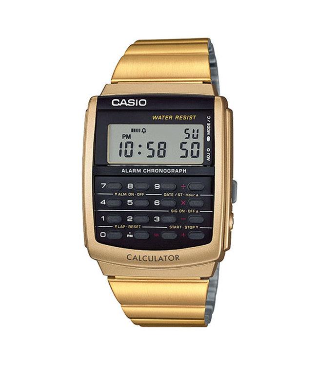 G-SHOCK CA506G-9AVT Databank