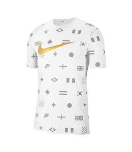 NIKE PREHEAT ALL-OVER TEE