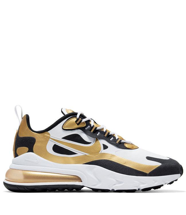 air max 270 metallic gold
