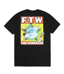 THE HUNDREDS x KOZIK FTW TEE