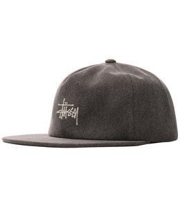 STUSSY STOCK PIGMENT STRAPBACK CAP