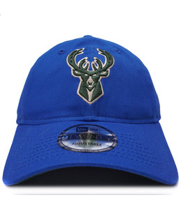 NEW ERA BUCKS PRIMARY LOGO 9TWENTY ADJUSTABLE HAT