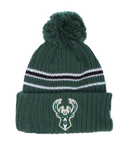 NEW ERA BUCKS PRIMARY KNIT BEANIE