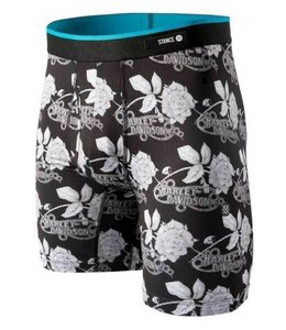 STANCE HARLEY-DAVIDSON THORNS BOXER BRIEF