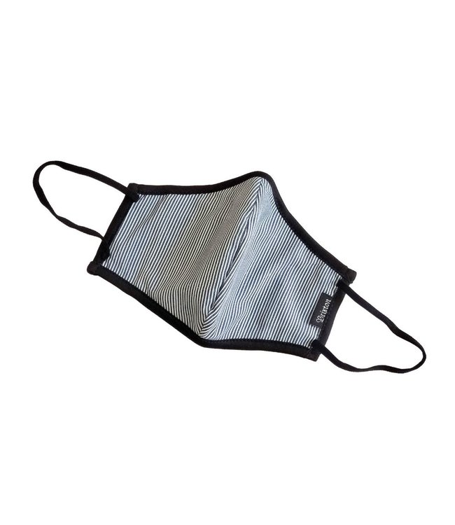 BRIXTON Antimicrobial 4-Way Stretch Face Mask