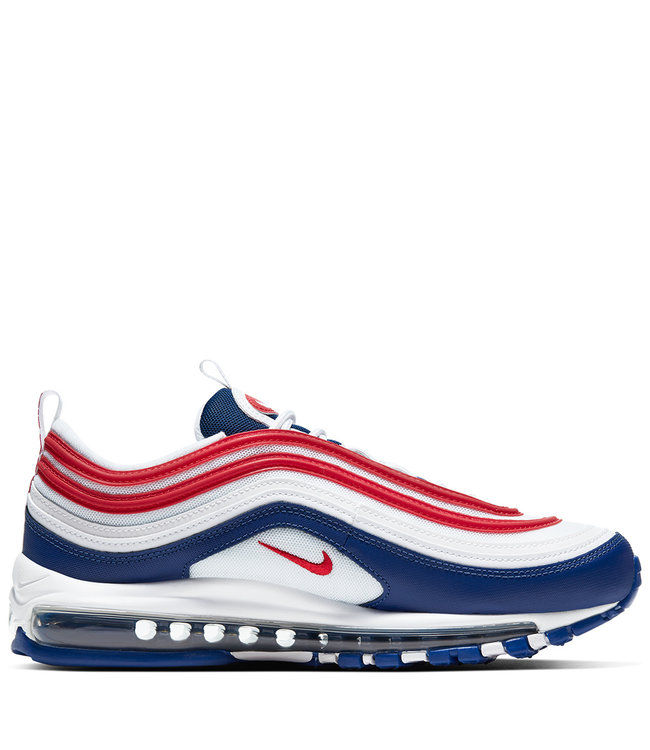 Nike Air Max 97 Usa White University Red Deep Royal Moda3