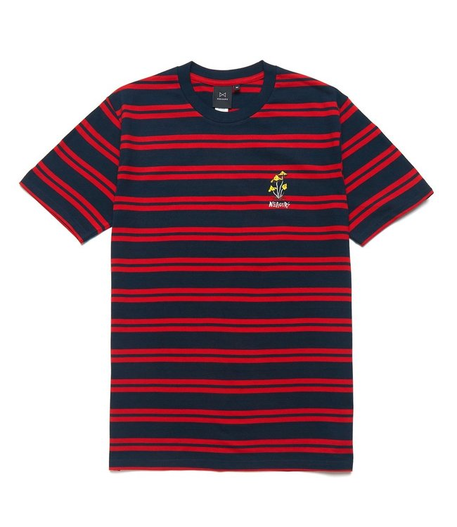 NOHOURS Day Trip Stripe Tee