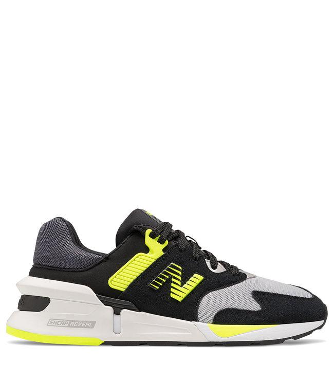 new balance 997 sport black