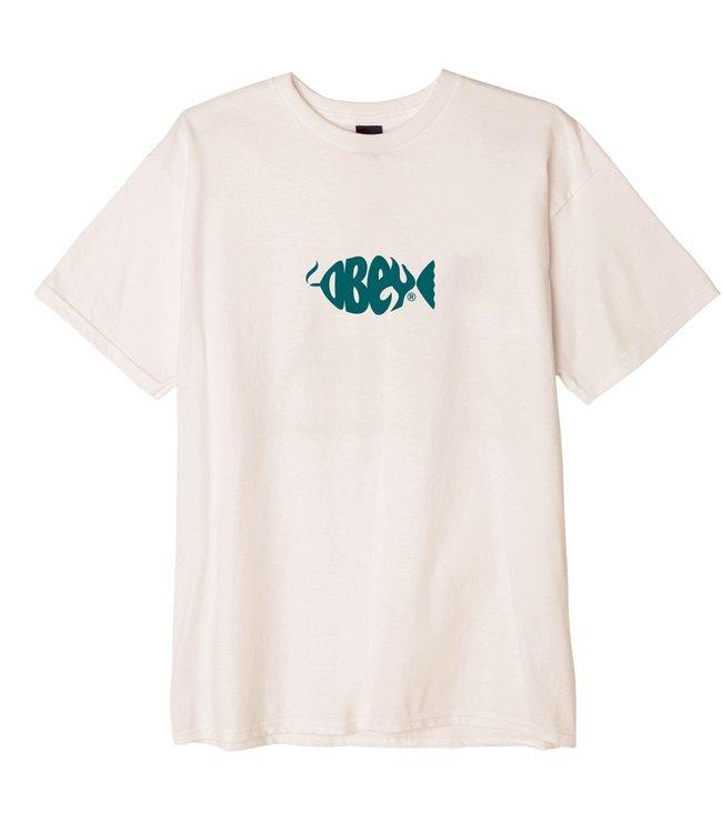 OBEY Fish Tee