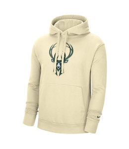 NIKE BUCKS MEN'S ESSENTIAL PULLOVER HOODIE