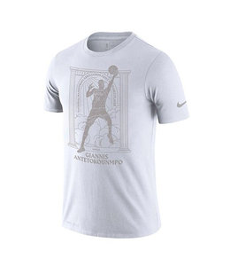 NIKE BUCKS GIANNIS MVP TRIBUTE TEE