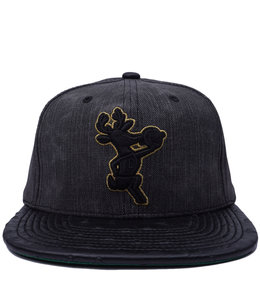MITCHELL AND NESS BUCKS BIG BOSS SNAPBACK HAT