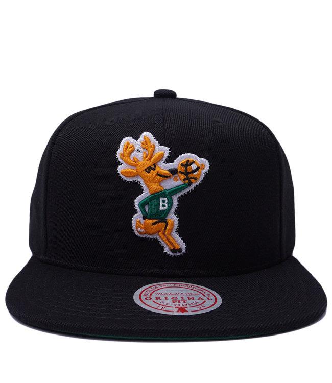 MITCHELL AND NESS Bucks HWC Zig Zag Snapback Hat