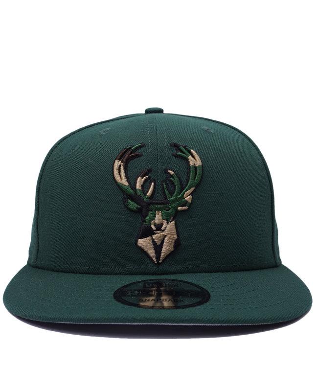 NEW ERA Bucks Extreme 9Fifty Snapback Hat