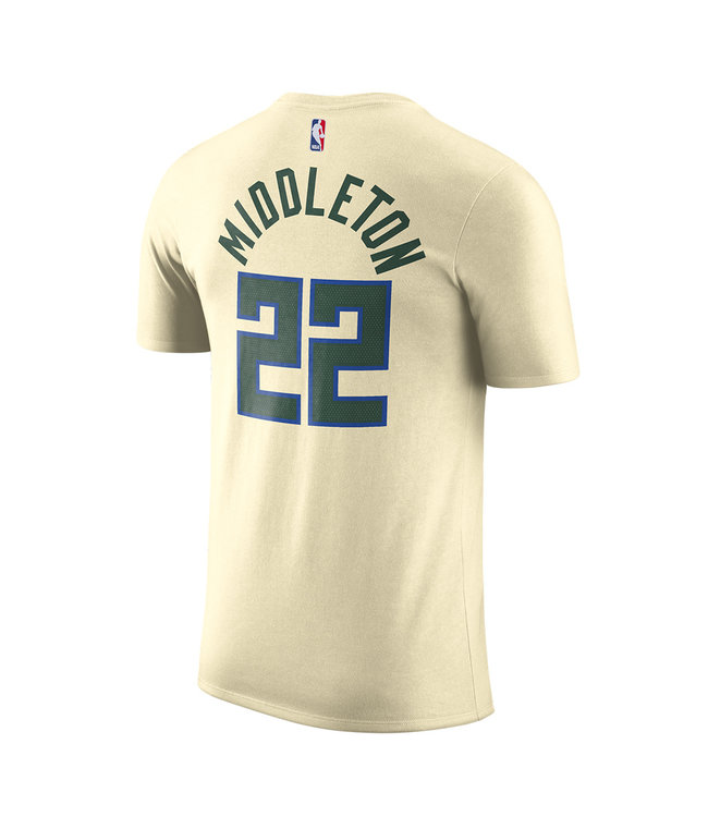 NIKE Bucks Khris Middleton City Edition Jersey Tee