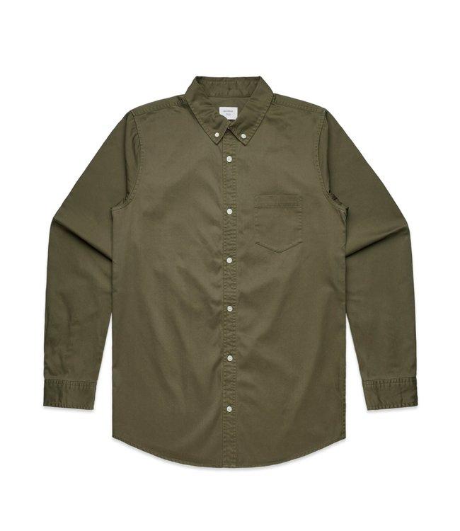 ASCOLOUR Denim Wash Shirt