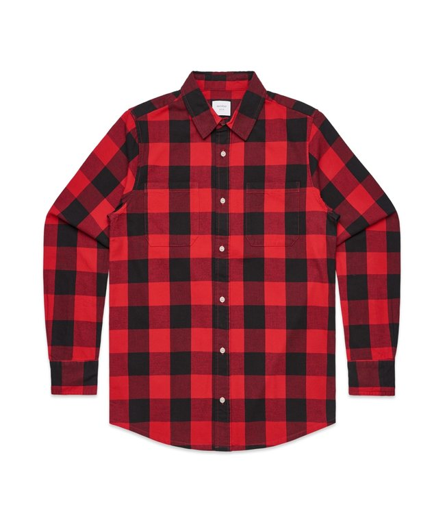 ASCOLOUR Check Shirt