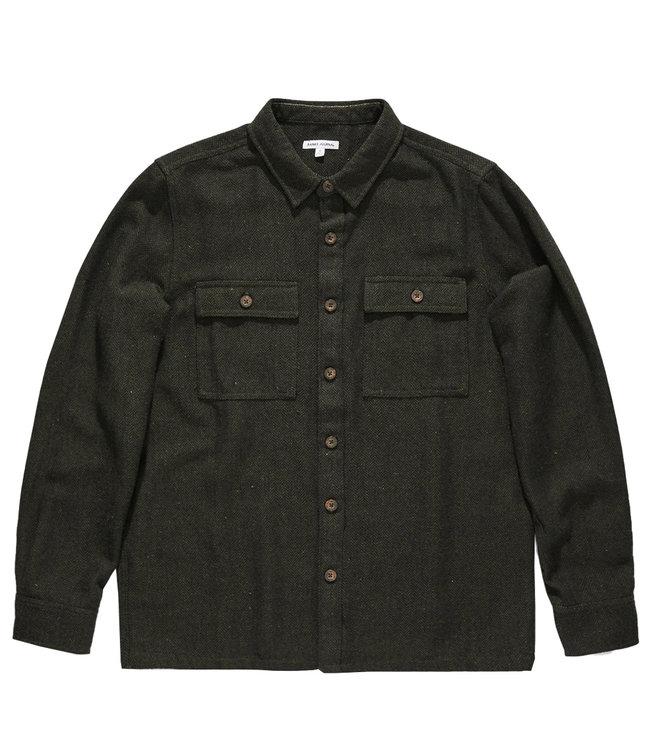 BANKS JOURNAL Oblivious Woven Shirt