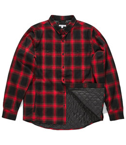BANKS JOURNAL MOMENTUM FLANNEL SHIRT