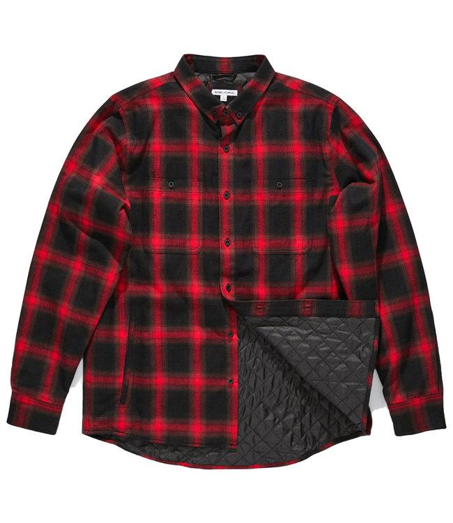 BANKS JOURNAL Momentum Flannel Shirt