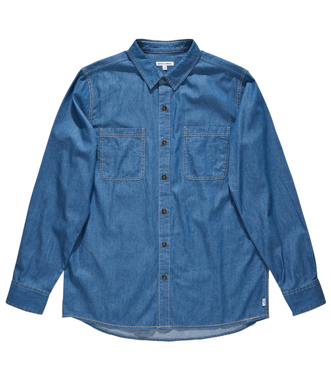 BANKS JOURNAL Overgrown Woven Shirt