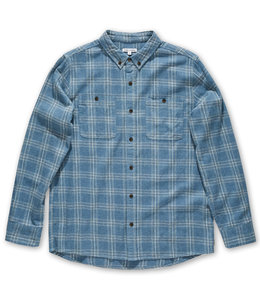 BANKS JOURNAL VANISH FLANNEL SHIRT