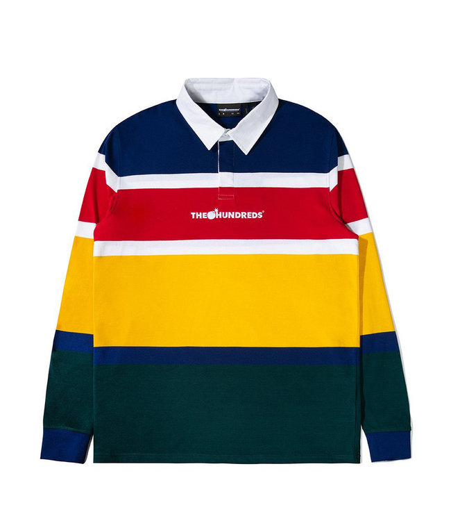 THE HUNDREDS Stanford Polo Shirt