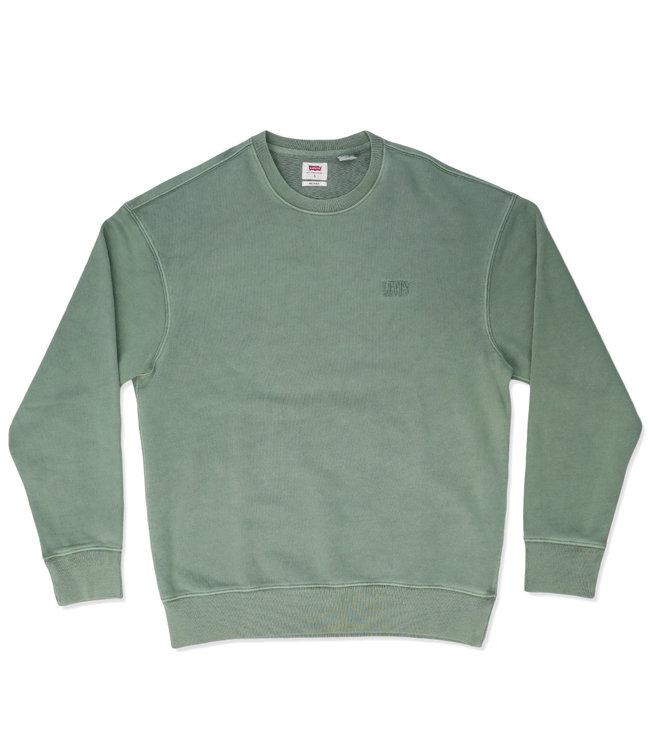 LEVI'S Authentic Logo Crewneck Sweatshirt