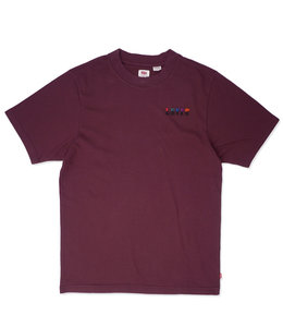 LEVI'S SERIF EMBROIDERED TEE