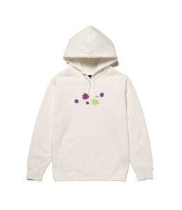 HUF PSYCHO DAISIES PULLOVER HOODIE