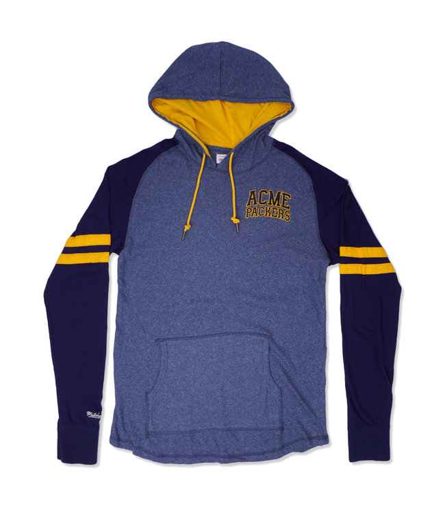 MITCHELL AND NESS Packers Lightweight 2.0 Hoodie