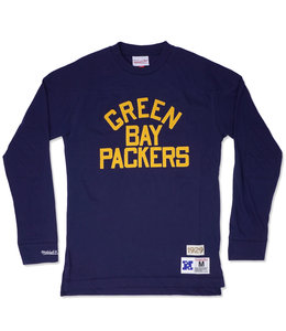 MITCHELL AND NESS PACKERS TEAM INSPIRED LONG SLEEVE