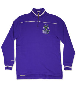 MITCHELL AND NESS BUCKS TEAM ISSUED 1/4 ZIP
