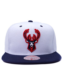 MITCHELL AND NESS BUCKS COUNTRY SNAPBACK