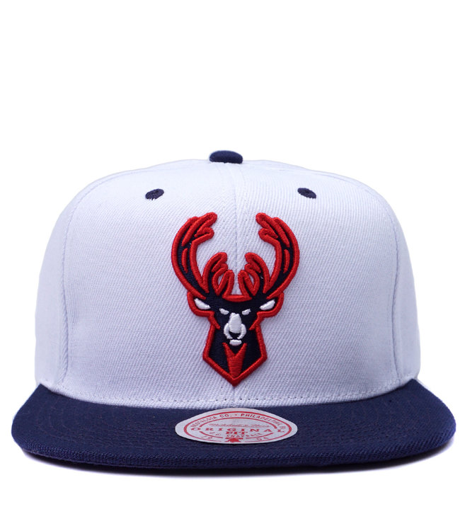 MITCHELL AND NESS BUCKS COUNTRY SNAPBACK HAT