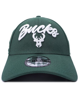 NEW ERA BUCKS '20 DRAFT 39THIRTY STRETCH FIT HAT
