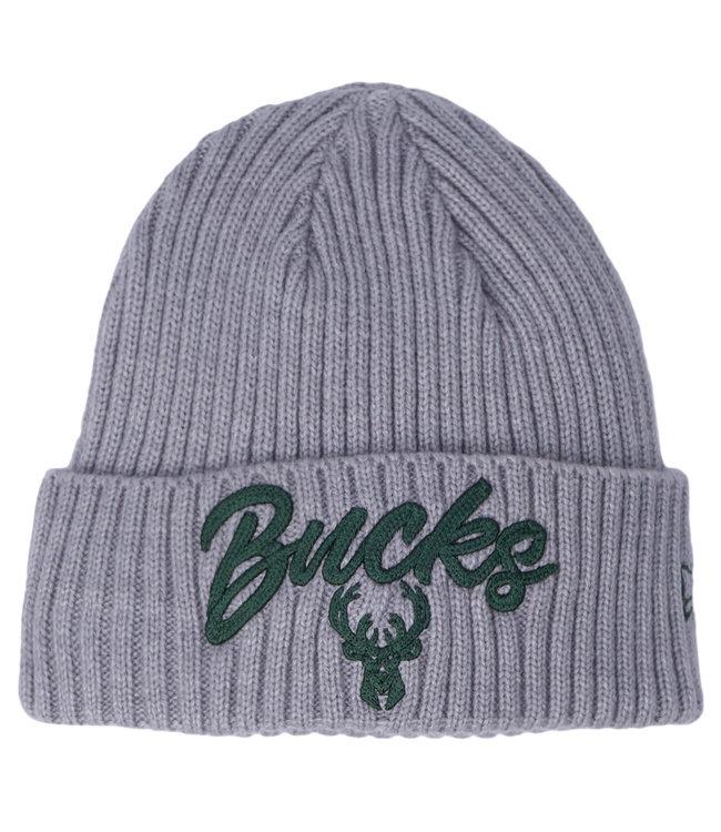 NEW ERA Bucks '20 Draft Knit Beanie