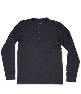 THE NORTH FACE TERRY LONG SLEEVE HENLEY