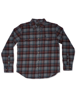 DARK SEAS AWOL FLANNEL SHIRT