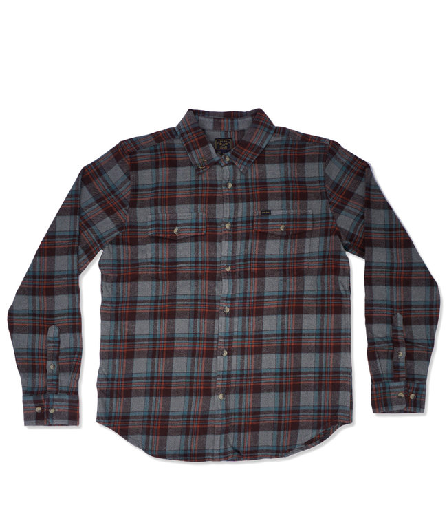 DARK SEAS Awol Flannel Shirt
