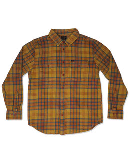 DARK SEAS ZION FLANNEL SHIRT